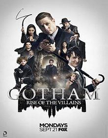 Baixar Gotham 2ª Temporada – HDTV 720p Legendado 2015 Torrent