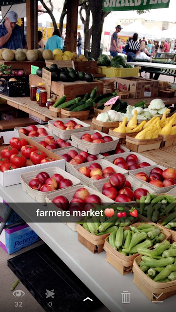 Grapevine Farmer's Market | Live The Prep Life