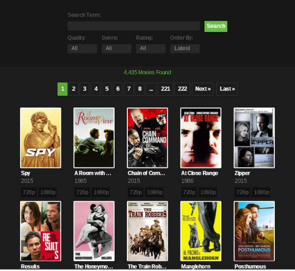 Download Free Ebony Movies