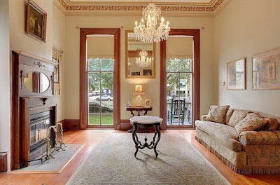 Anne Rice Mansion Custom Millwork New Orleans