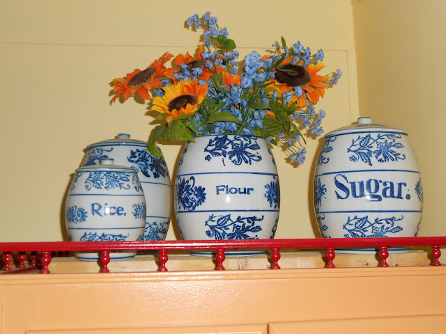 Antique Blue Stoneware, Living From Glory To Glory Blog