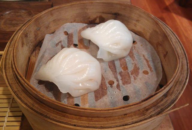 LockCha Teahouse, Hong Kong, steamed bamboo shoot dumpling