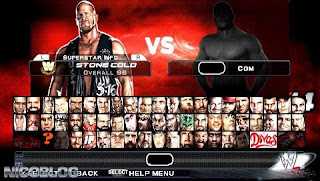 Download WWE Raw 2k14 PPSSPP