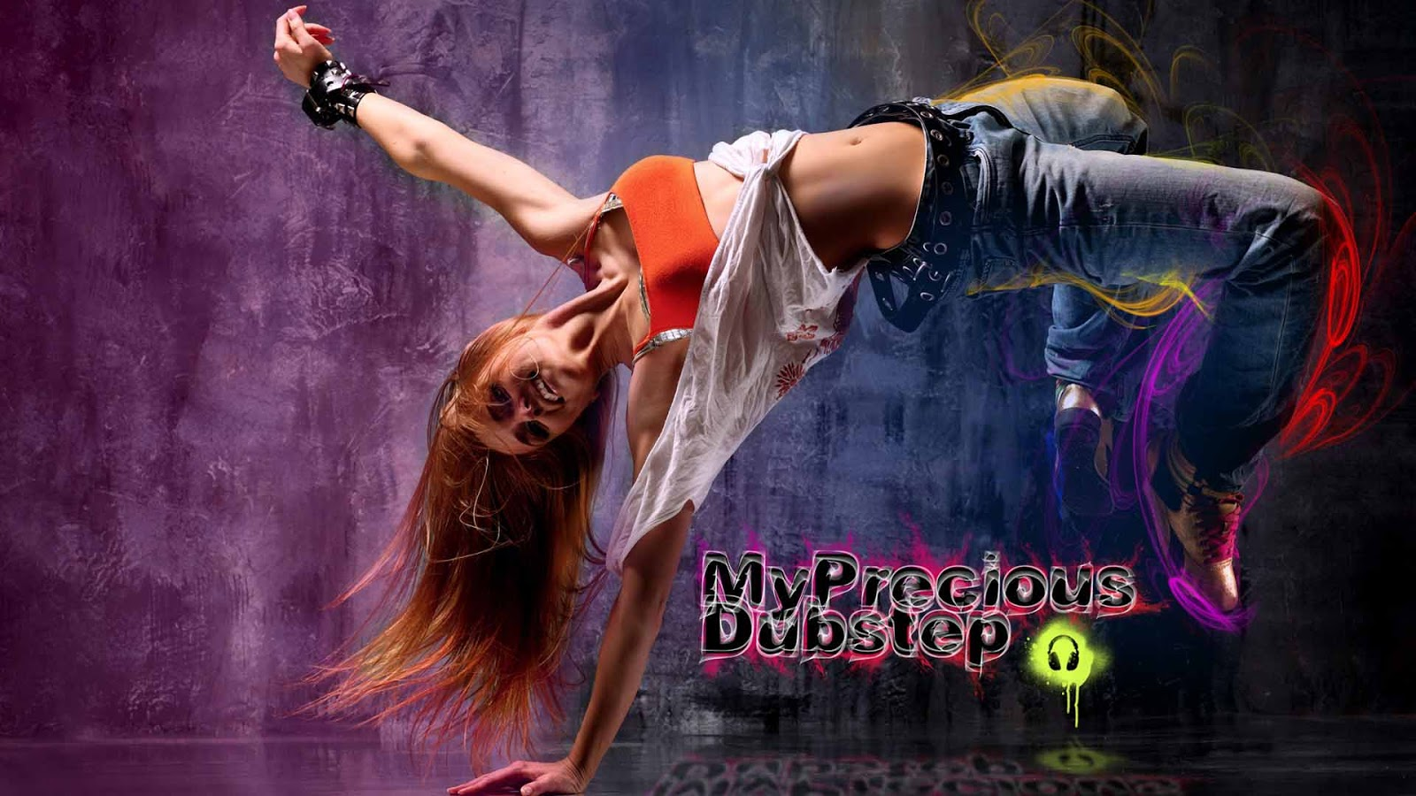 Hot girl dubstep dance music video - 3 7