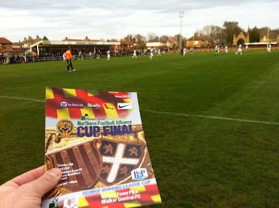Tyneside amateur football league