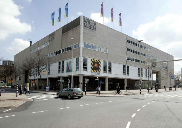 Museu Marítimo de Roterdã na Holanda