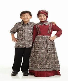 baju batik anak laki laki online