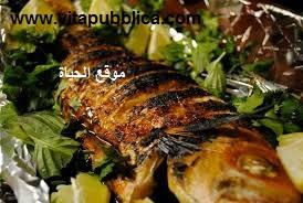 طريقة عمل سمك بوري سنجاري - أكلات رمضان 2018