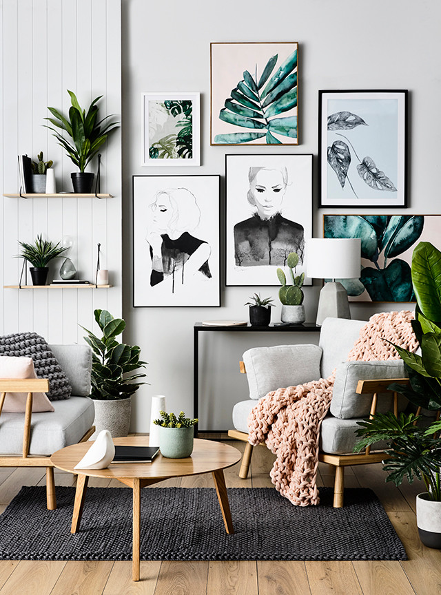 Is The Gallery Wall Trend Over?- design addict mom