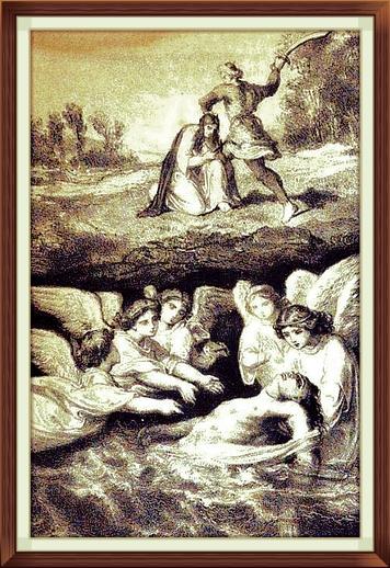 sveta Leokricija - devicain mučenka