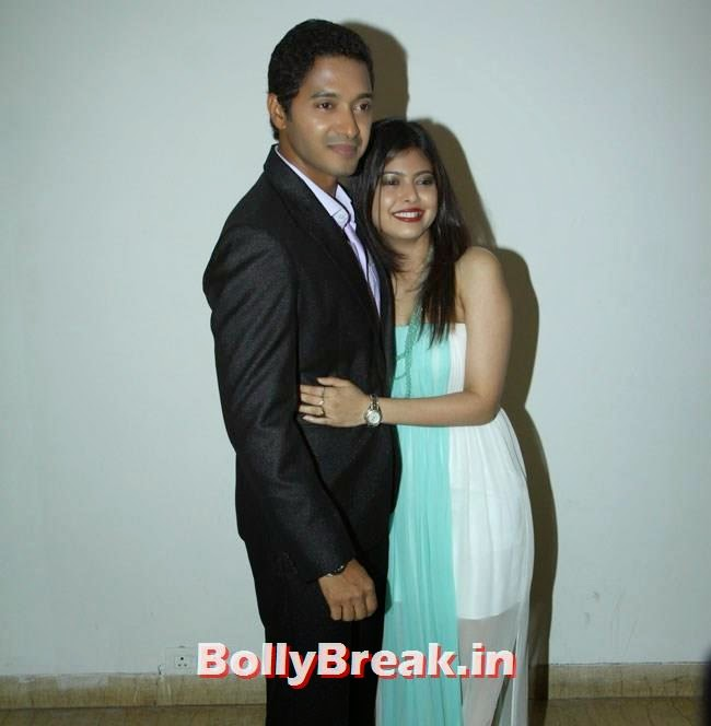 Shreyas and Dipti Talpade, Marathi Actress Pics from Poshter Boyz 2014 Marathi Movie Music Launch