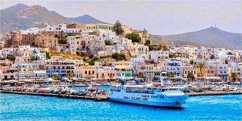 Come raggiungere l'isola di Naxos