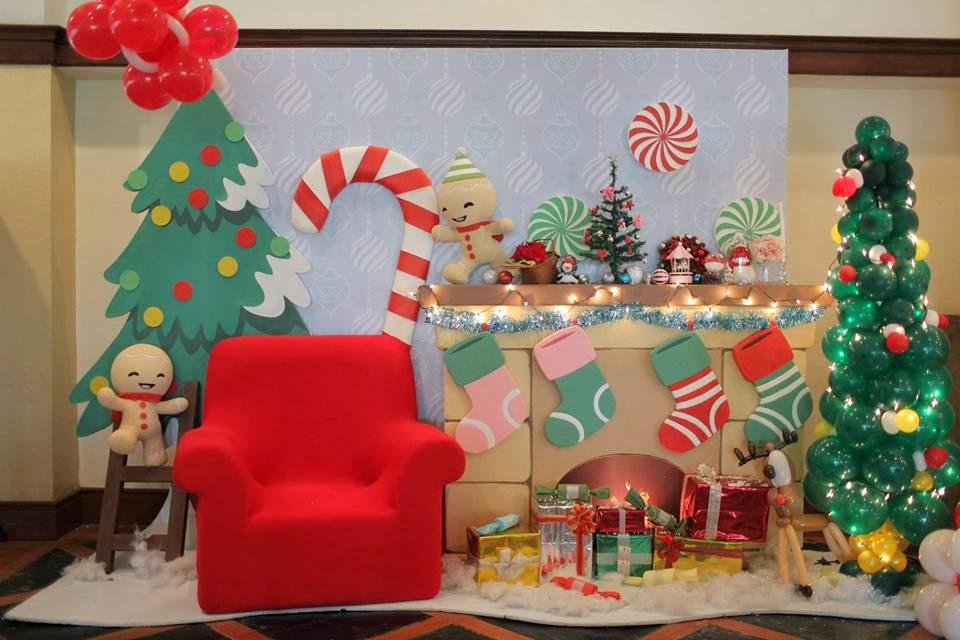 The Blog: Christmas Themed 1st