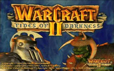 Warcraft II: Tides of Darkness (Demo) - Jeu RTS sur PC