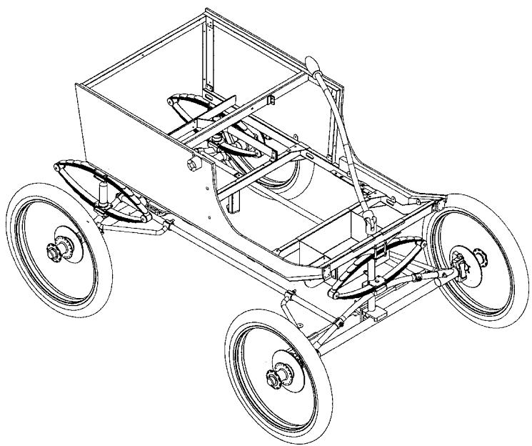Griers Steam Car