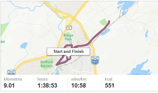 Week 3 - Half Marathon Training