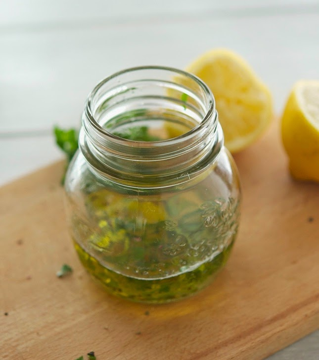 Lemon-Parsley Dressing
