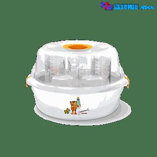 Alat Sterilisasi Botol Susu Bayi | Microwave Steam Sterilizer