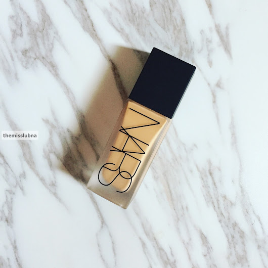 Hyped? NARS All Day Luminous Weightless Foundation