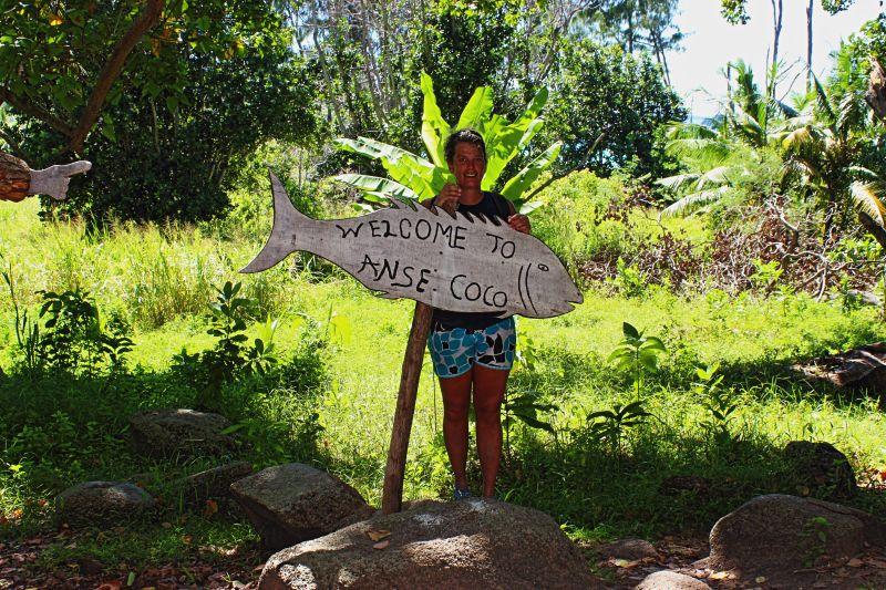 La Digue Anse Coco