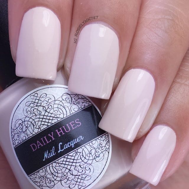 Daily Hues Lacquer Barely Britches
