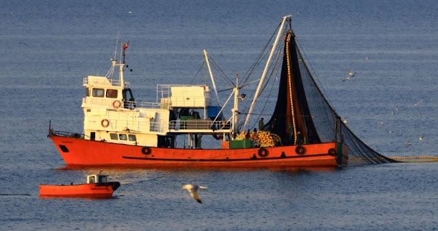 Τουρκική οδηγία σε ψαράδες να μην μπαίνουν στα ελληνικά χωρικά ύδατα