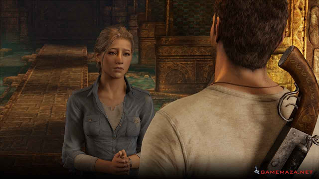 Uncharted 3 Drake's Deception Gameplay Screenshot 5