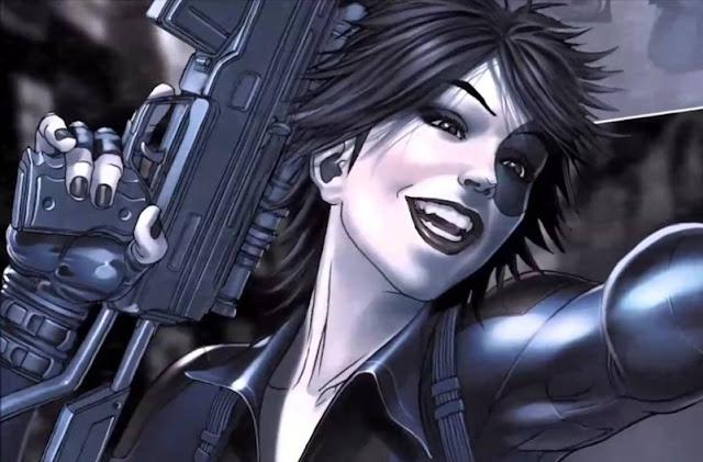 7 Tingkatan Level Mutant dalam Komik X-Men – Bagian 2 domino