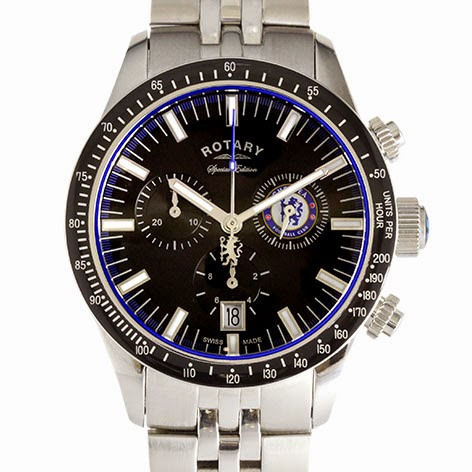 ROTARY MEN'S CHELSEA SPECIAL EDITION  CHRONOGRAPH GB90048/04