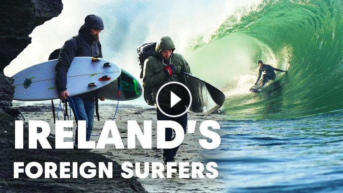Meet Ireland s Foreign Surfers Made In Ireland Part 3