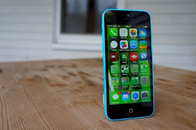 iPhone 5c lock qua su dung
