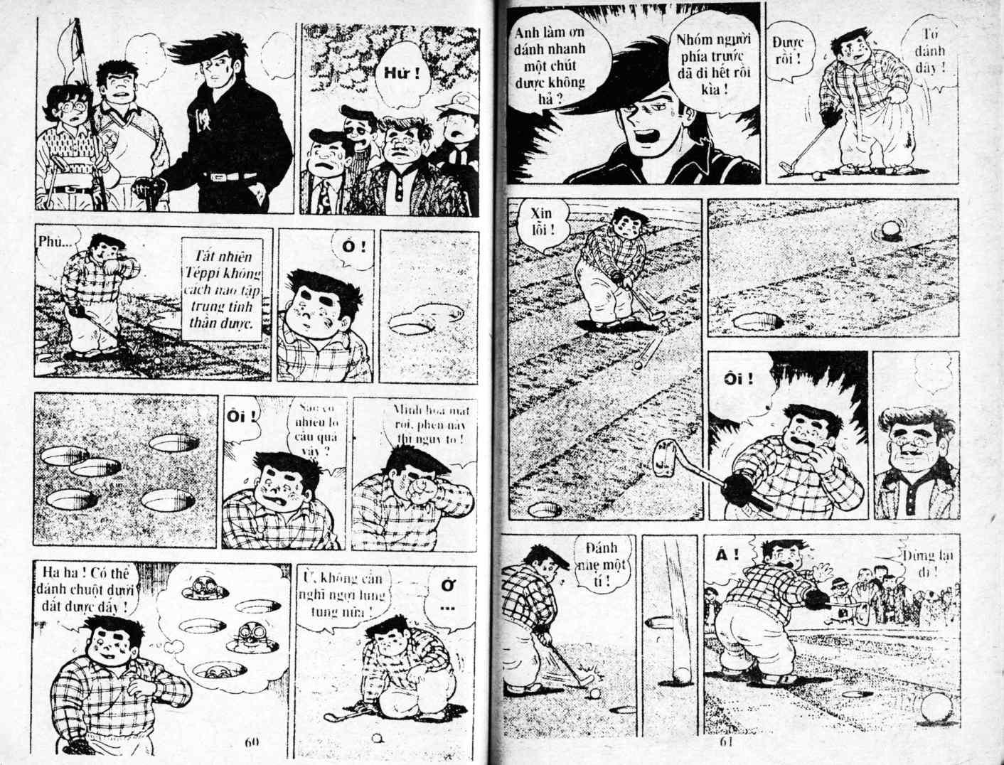 Ashita Tenki ni Naare chapter 4 trang 30