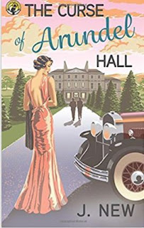 "Alt=""the curse of arundel hall by j. new"""