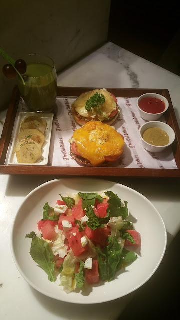 Lite Belly - An ambrosial twist to the healthy menu at Eggspectation, Jaypee Siddharth