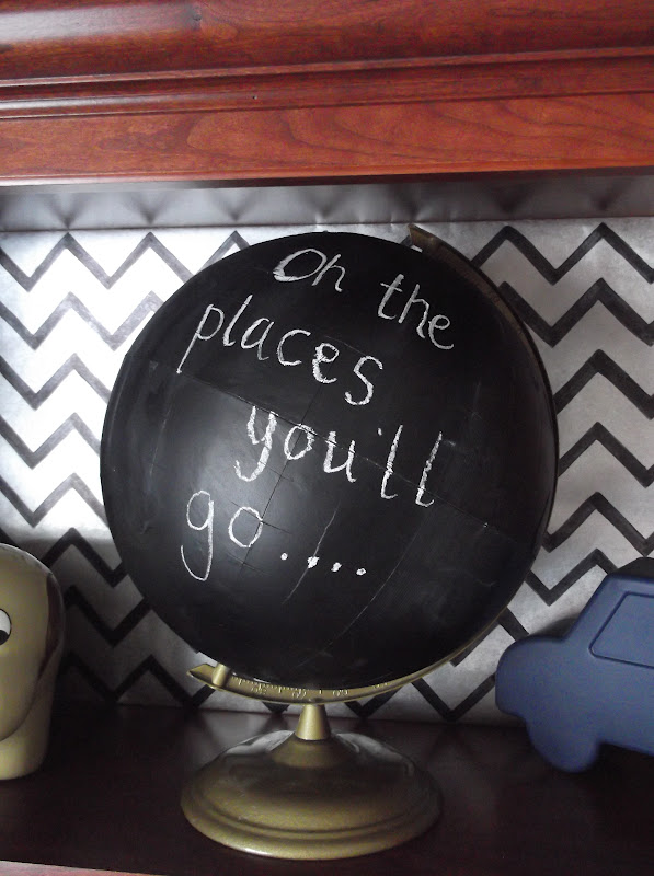 Sunshine On The Inside Oil Drip Pan Chalkboards