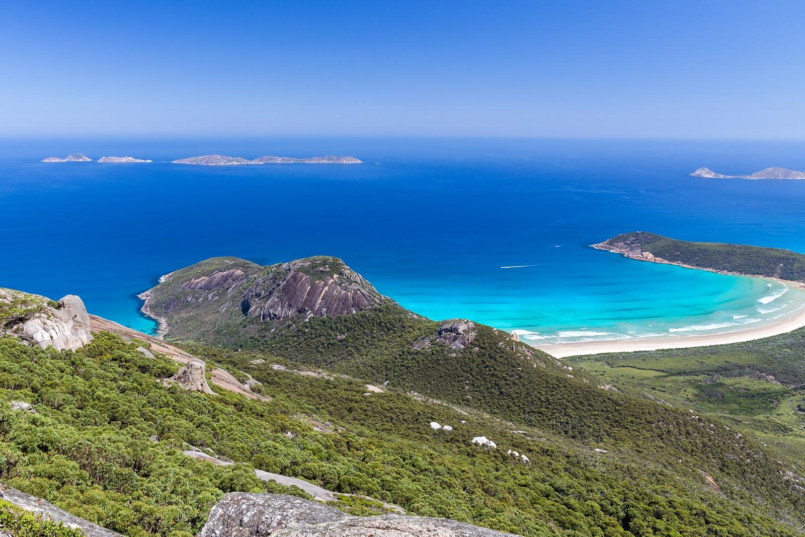 wilson promontory,australia,park narodowy