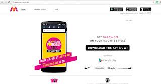 Myntra & Flipkart to go App Only
