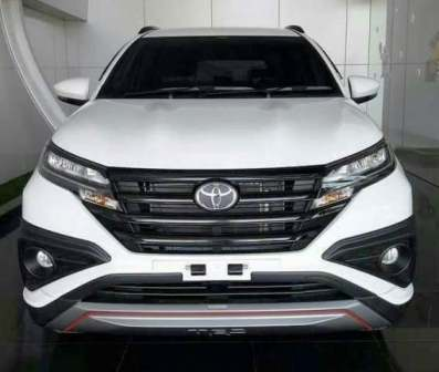 Toyota New Rush Model Baru 2018