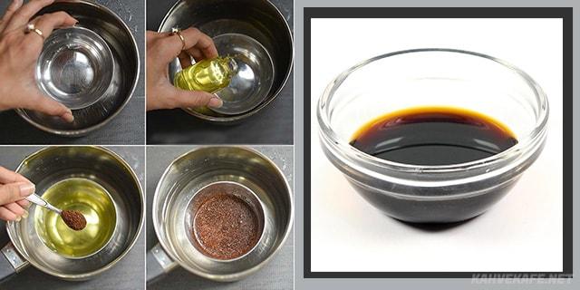 kahve yağı yapımı ev yapımı - www.kahvekafe.net