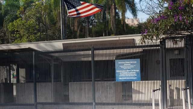 Consulado dos EUA