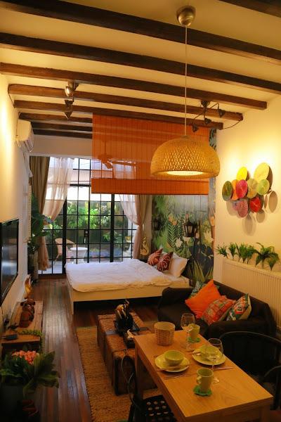 柳成的房子都是有設計感的老洋房