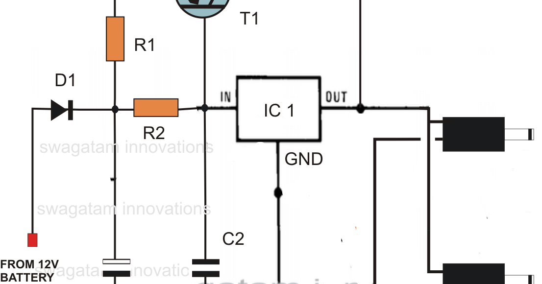 ELECTRONIC CIRCUITS ASSEMBLY: DC to DC Double Cell Phone