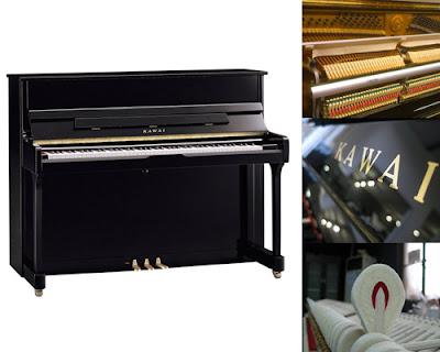 Danh sách đàn piano cơ bán chạy năm 2017