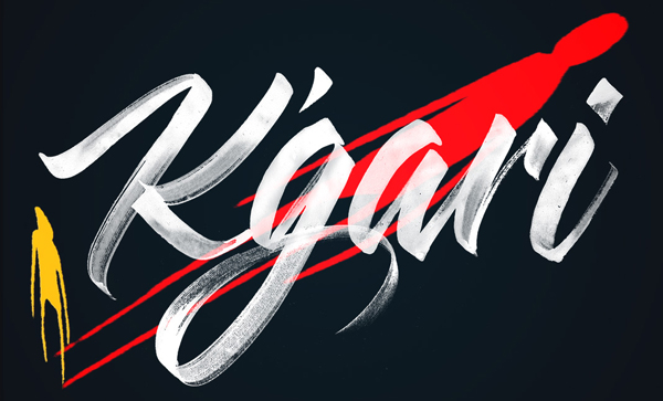 Trend and Inspiration Web Design 2018 - K'gari