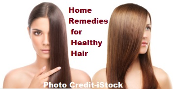 How to Take Care of Hair-Home Remedies