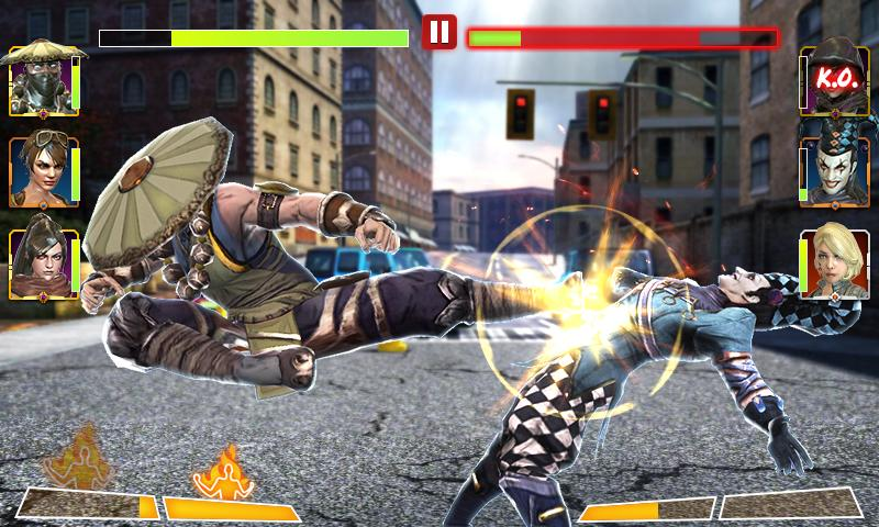 Champion Fight 3D MOD APK