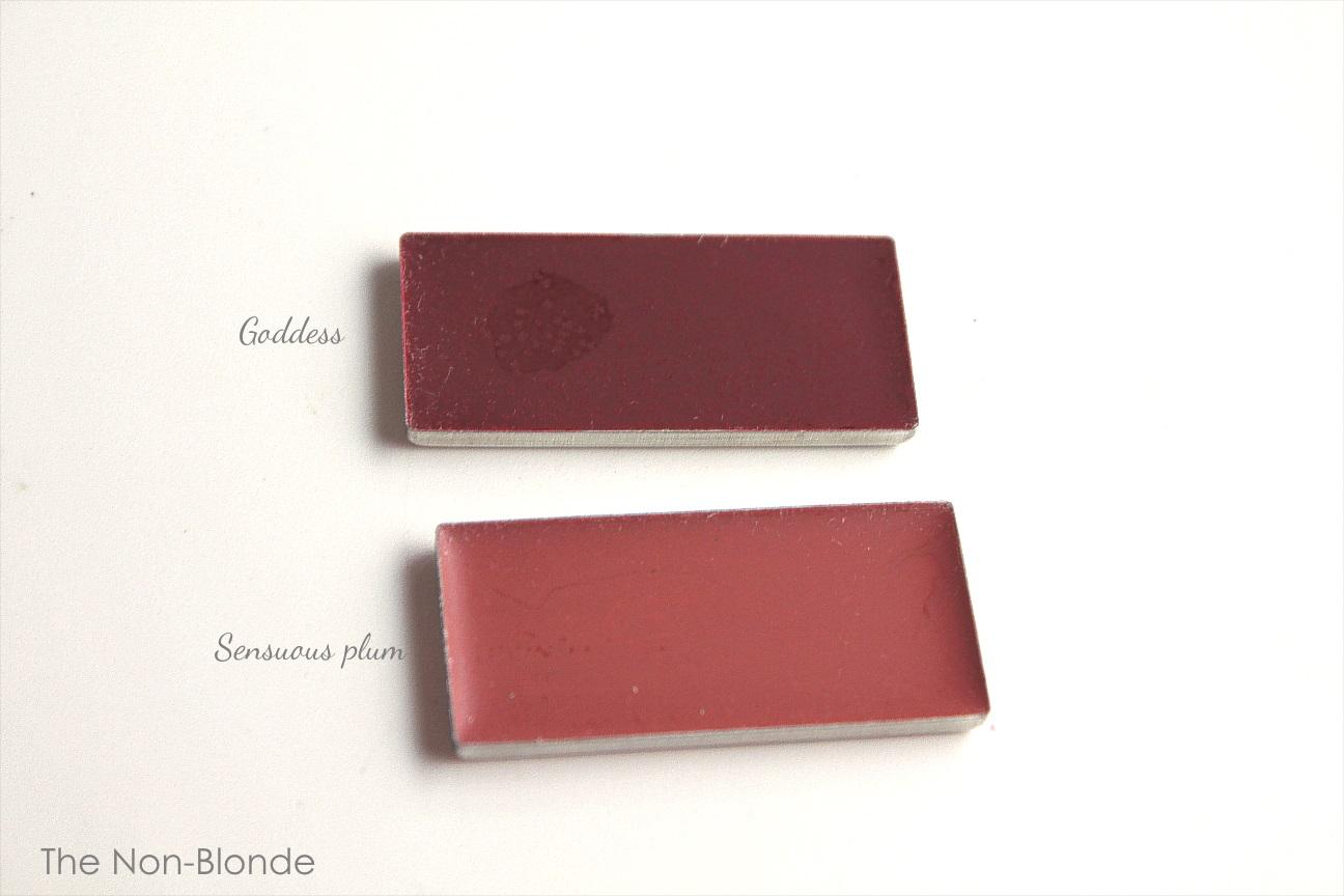 Kjaer Weis Goddess Sensuous Plum Lip Tint The Non Blonde
