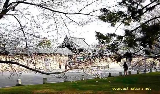 National Kyoto Gyoen Park