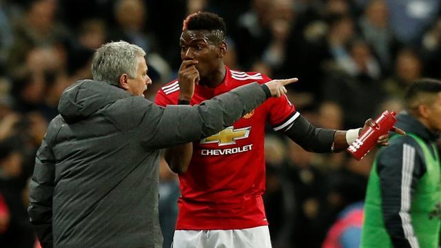 Dikabarkan Korelasi Paul Pogba Dan Jose Mourinho Sedang Tidak Baik