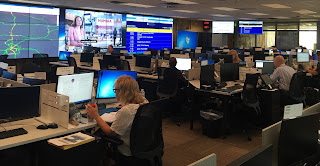 photo of staff in State eoc